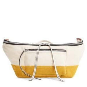 NWT | Rag & Bone Oversize Colorblock Fanny Pack